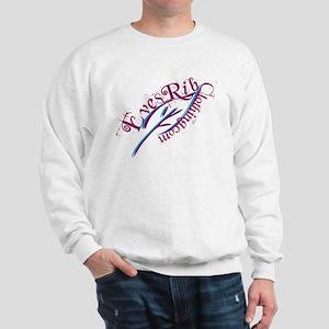 Eve's Rib Logo Tee Sweatshirt