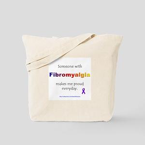 """Fibromyalgia"" Tote Bag"