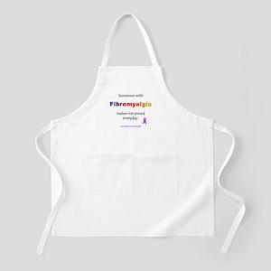 """""""Fibromyalgia"""" BBQ Apron"""