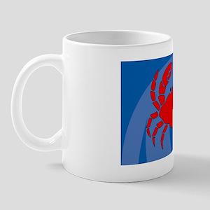 Crab 20x12 Wall Mug