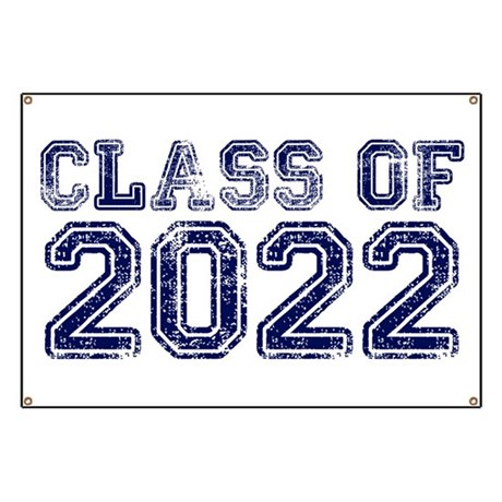 60th Anniversary Gifts >> Class of 2022 Banner by Admin_CP134501904