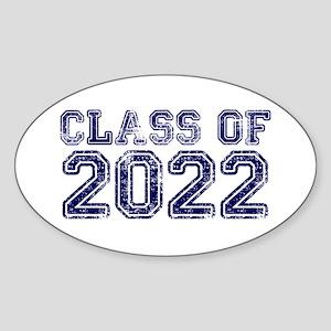 Class of 2022 Sticker