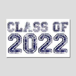 Class of 2022 Car Magnet 20 x 12