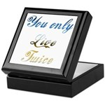 Virtual Immortality With This Keepsake Box