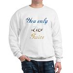Virtual Immortality With This Sweatshirt