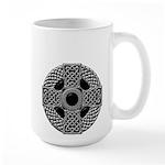 Large Mug - Celtic Cross