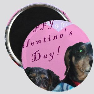 Happy Valentines Day Magnet