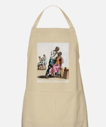 Chinese acupuncture, artwork Apron