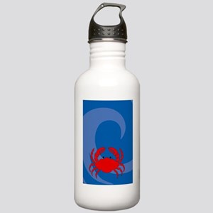 Crab Nook Stainless Water Bottle 1.0L