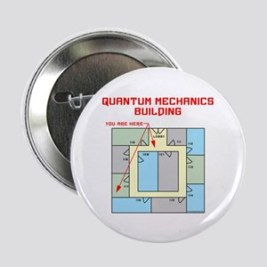 "Quantum Mechanics Building 2.25"" Button"