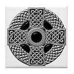 Tile Coaster - Celtic Cross