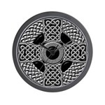 Wall Clock - Celtic Cross