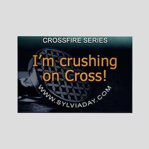 Crushing on Cross Rectangle Magnet