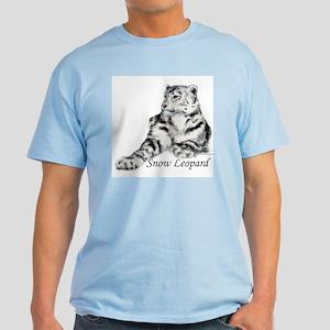 Snow Leopard Light T-Shirt