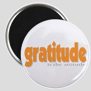 Gratitude is the Attitude Magnet