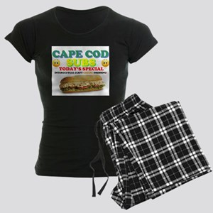 CAPE COD SUBS - ASS CRACK CHEESE DRESSING! Pajamas