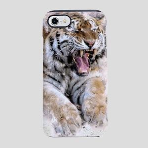 Roaring Tiger iPhone 7 Tough Case