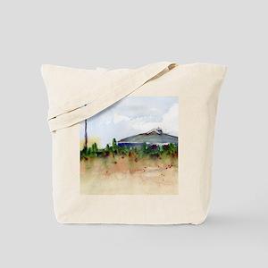 Cape Cod Beach Bathroom Tote Bag