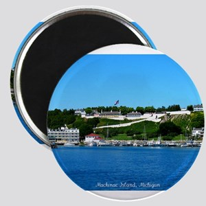 Mackinac Island, Michigan Magnets
