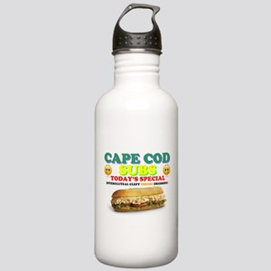 CAPE COD SUBS - ASS CR Stainless Water Bottle 1.0L