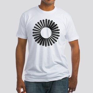 Carbon nanotube Fitted T-Shirt