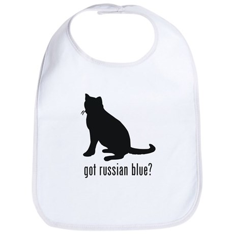 Russian Blue Bib