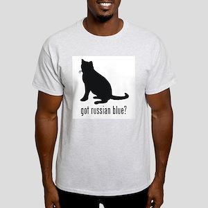 Russian Blue Light T-Shirt
