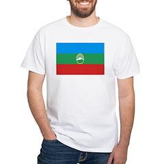 Karachayevo White T-Shirt