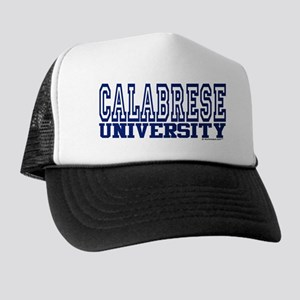CALABRESE University Trucker Hat