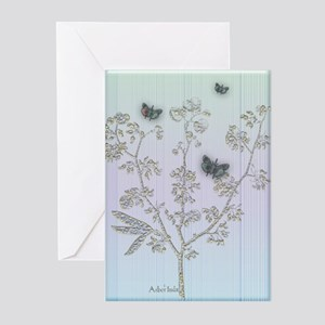 Butterfly 1 Greeting Cards (Pk of 10)