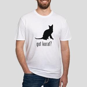 Korat Fitted T-Shirt