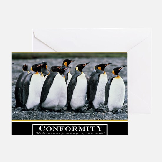 Large Conformity Poster HIMYM Greeting Card