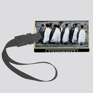 Large Conformity Poster HIMYM Large Luggage Tag