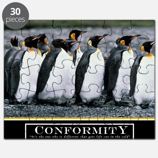 Large Conformity Poster HIMYM Puzzle