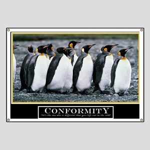 Large Conformity Poster HIMYM Banner