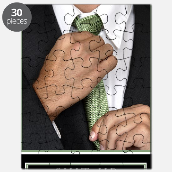 Large Vertical Suit Up Poster HIMYM Puzzle