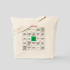 Subway Bingo Tote Bag