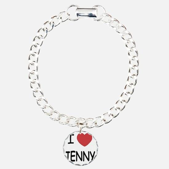 I heart JENNY Bracelet