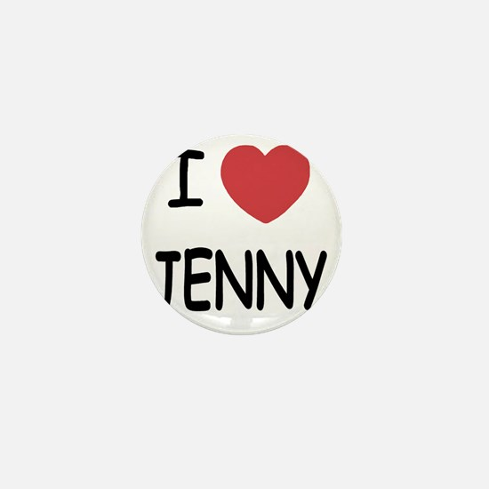 I heart JENNY Mini Button
