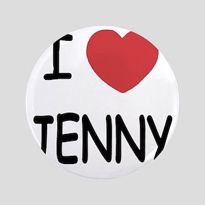 """I heart JENNY 3.5"""" Button"""