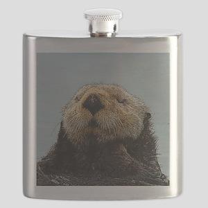 OtterNecklace_1 Flask