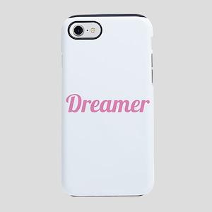 Dreamer - Pink iPhone 7 Tough Case