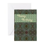 Sentiments 1 Greeting Cards (Pk of 10)