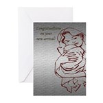 Sentiments 4 Greeting Cards (Pk of 10)