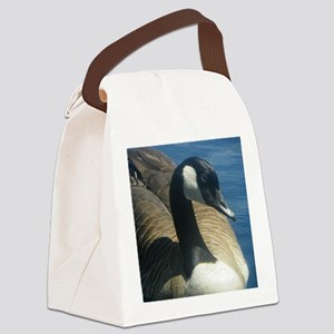 Canadian Goose Canvas Lunch Bag