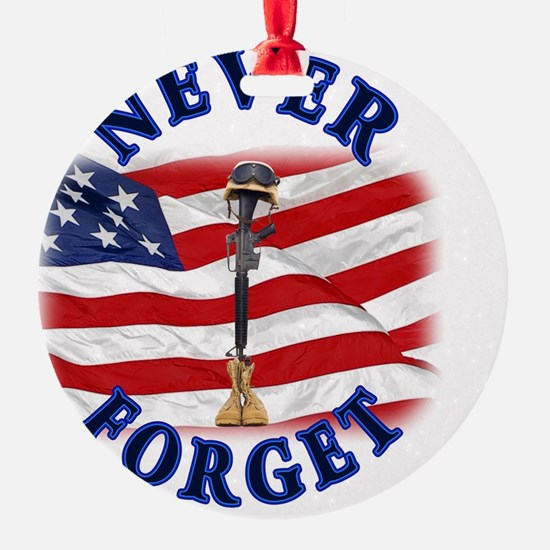 Never Forget Ornament