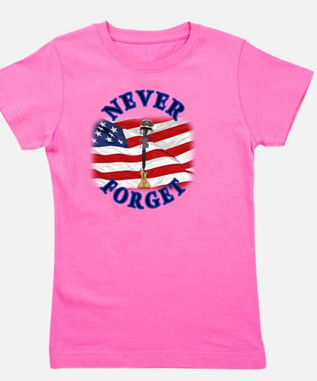 Never Forget Girl's Tee