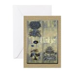 Sentiments 9 Greeting Cards (Pk of 10)