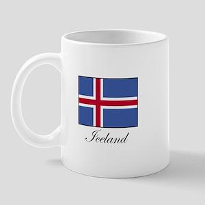 Iceland - Icelandic Flag Mug