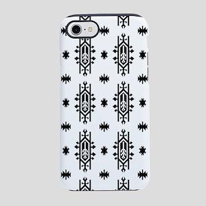Indian USA Native American geo iPhone 7 Tough Case